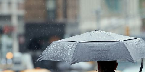 Sleeve, Umbrella, Street fashion, Rain, Snapshot, Precipitation, Taxi, Drizzle, Mid-size car, Sedan,