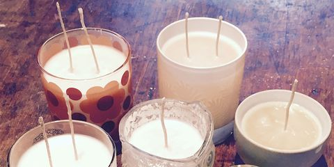 Glass, Liquid, Drink, Drinkware, Cylinder, Highball glass, Solution, Candle holder, Transparent material, Plant milk,