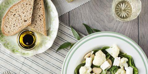 Food, Cuisine, Dishware, Ingredient, Serveware, Produce, Bread, Kitchen utensil, Dish, Cutlery,