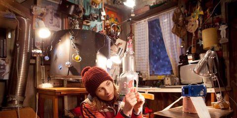 Lighting, Lamp, Beanie, Market, Knit cap,