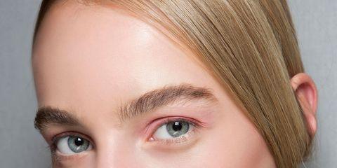 Lip, Cheek, Brown, Hairstyle, Skin, Eye, Chin, Eyelash, Forehead, Eyebrow,
