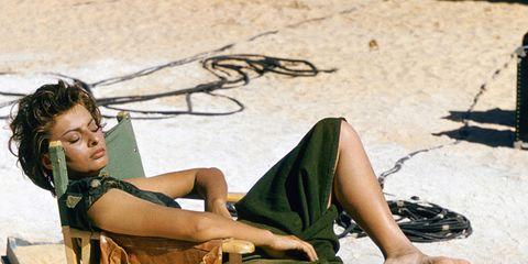 Sitting, Leg, Furniture, Photography, Long hair, Leisure, Model, Photo shoot, Chair, Style,