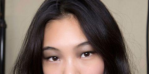Lip, Cheek, Mouth, Hairstyle, Skin, Chin, Forehead, Eyebrow, Jewellery, Eyelash,