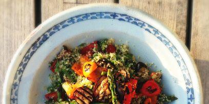 Food, Cuisine, Dishware, Serveware, Leaf vegetable, Recipe, Tableware, Dish, Produce, Ingredient,