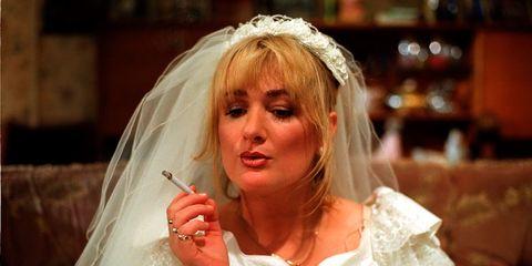 Clothing, Bridal veil, Veil, Bridal accessory, Bridal clothing, Photograph, Wedding dress, Fashion accessory, Bride, Headgear,