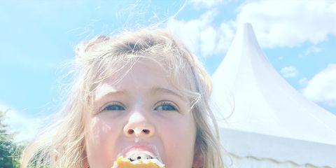 Finger, Hand, Dessert, Ingredient, Food, Cuisine, Summer, Ice cream, Dairy, Taste,