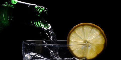 Liquid, Fluid, Lemon, Citrus, Glass, Drinkware, Ingredient, Drink, Fruit, Meyer lemon,