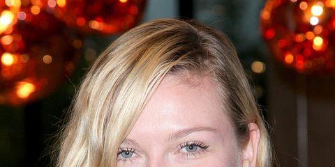 Nose, Lip, Hairstyle, Eye, Chin, Eyebrow, Eyelash, Style, Earrings, Blond,