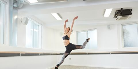 Floor, Flooring, Human leg, Joint, Ceiling, Room, Elbow, Knee, Dancer, Hardwood,