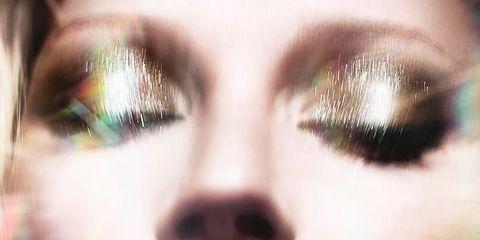 Lip, Cheek, Forehead, Eyebrow, Eyelash, Colorfulness, Organ, Iris, Beauty, Eye shadow,