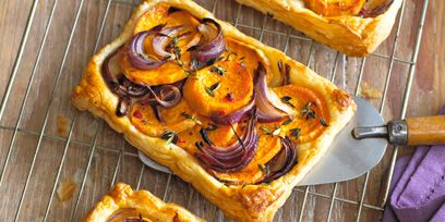 Food, Finger food, Ingredient, Dish, Baked goods, Recipe, Purple, Kitchen utensil, Cuisine, Baking,