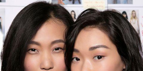 Hair, Lip, Cheek, Hairstyle, Eye, Chin, Forehead, Eyebrow, Eyelash, Black hair,
