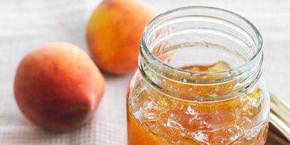 Food, Ingredient, Orange, Produce, Mason jar, Natural foods, Serveware, Whole food, Fruit preserve, Egg yolk,