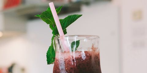 Liquid, Drink, Alcoholic beverage, Table, Ingredient, Tableware, Cocktail, Drinkware, Carbonated soft drinks, Drinking straw,