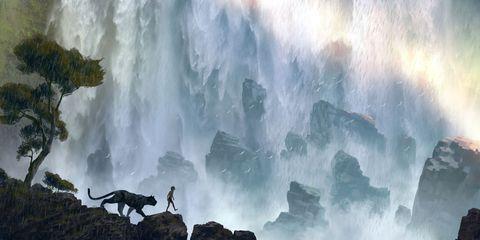 Atmospheric phenomenon, Art, Ocean, Watercourse, Geology, Wave, Geological phenomenon, Wind, Painting, Cg artwork,