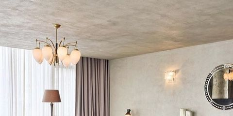 Room, Interior design, Wood, Property, Floor, Table, Ceiling, Furniture, Light fixture, Wall,