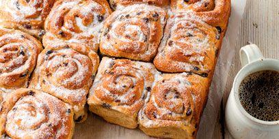 Food, Ingredient, Finger food, Baked goods, Cuisine, Breakfast, Dish, Sweet Rolls, Recipe, Cinnamon roll,