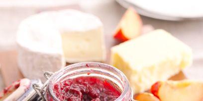 Food, Ingredient, Cuisine, Dishware, Serveware, Tableware, Condiment, Fruit preserve, Jam, Dish,