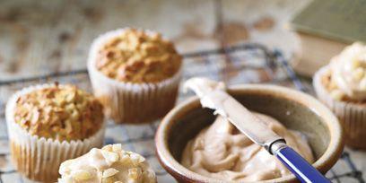 Food, Dessert, Baked goods, Ingredient, Sweetness, Cuisine, Baking cup, Cooking, Dish, Recipe,