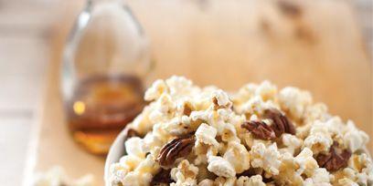 Food, Cuisine, Ingredient, Recipe, Dish, Popcorn, Kettle corn, Drink, Breakfast, Meal,
