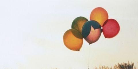People in nature, Summer, Sunlight, Morning, Balloon,