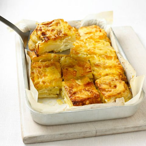 cheese topped dauphinois