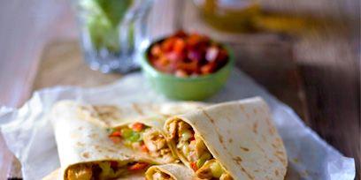 Food, Cuisine, Dish, Recipe, Kati roll, Flatbread, Fast food, Tortilla, Mexican food, Finger food,