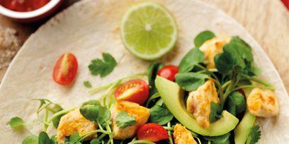Food, Ingredient, Cuisine, Vegetable, Plate, Dishware, Leaf vegetable, Produce, Dish, Serveware,