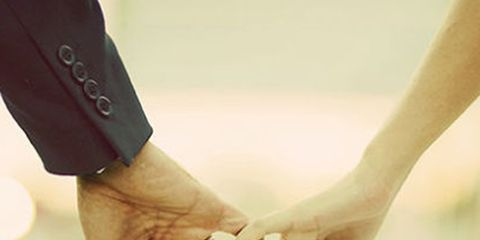 Finger, Wrist, Joint, Gesture, Holding hands, Nail, Ankle, Cuff, Wedding ceremony supply, Balance,