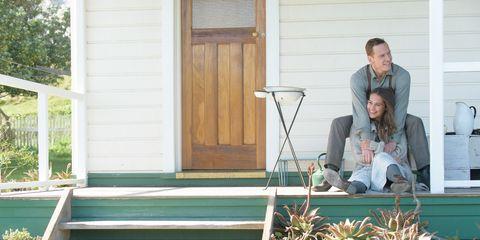 Wood, House, Home, Door, Stairs, Garden, Siding, Yard, Home door, Backyard,