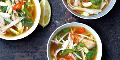 Food, Cuisine, Soup, Ingredient, Produce, Tableware, Dish, Bowl, Recipe, Noodle soup,