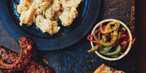 Food, Dish, Cuisine, Recipe, Plate, Finger food, Ingredient, Cooking, Fried food, Meat,