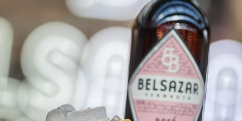 Drinkware, Bottle, Glass, Font, Logo, Drink, Alcoholic beverage, Alcohol, Glass bottle, Highball glass,