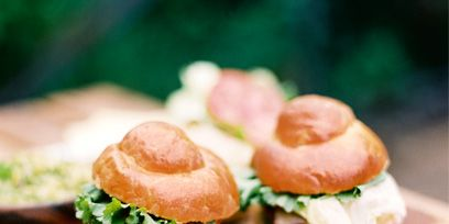 Food, Finger food, Wood, Cuisine, Ingredient, Baked goods, Dish, Canapé, Vegetable, Produce,