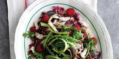 Food, Salad, Dishware, Cuisine, Leaf vegetable, Vegetable, Produce, Tableware, Recipe, Ingredient,