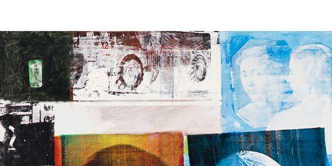 Art, Artwork, Illustration, Painting, Paint, Paper, Drawing, Art paint, Jellyfish, Paper product,