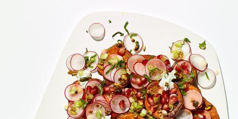 Food, Cuisine, Dishware, Ingredient, Serveware, Recipe, Dish, Garnish, Seafood, Culinary art,