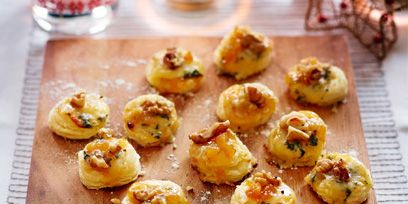 Finger food, Food, Ingredient, Cuisine, appetizer, Baked goods, Canapé, Dish, Recipe, Plate,