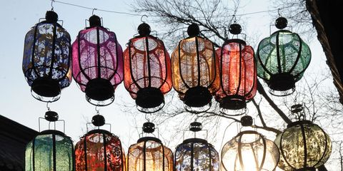 Amber, Lantern, Still life photography, Reflection, Lighting accessory, Collection,