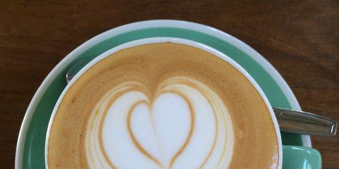 Cup, Serveware, Drinkware, Coffee cup, Espresso, Single-origin coffee, Drink, Flat white, Caffè macchiato, Coffee,