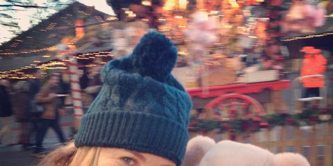 Nose, Winter, Smile, Mouth, Cheek, People, Textile, Happy, Facial expression, Cap,