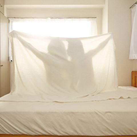 Bed, Furniture, Bed sheet, Room, Bed frame, Bedroom, Bedding, Mattress, Property, Canopy bed,
