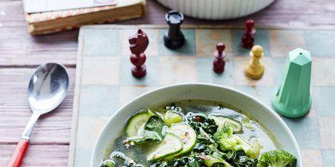 Food, Leaf vegetable, Ingredient, Dishware, Cuisine, Cutlery, Tableware, Kitchen utensil, Dish, Serveware,