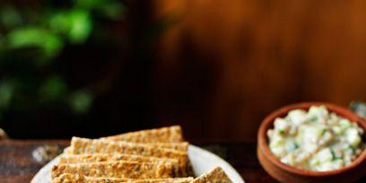 Food, Cuisine, Finger food, Dish, Ingredient, Tableware, Plate, Meal, Dishware, Breakfast,