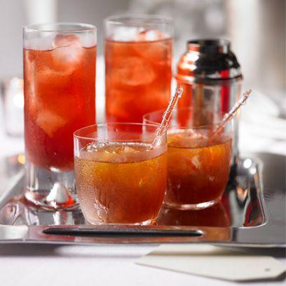 Heston Blumenthal raisin and star anise gin recipe