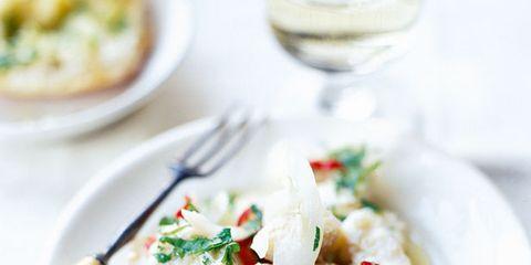 Cuisine, Food, Dishware, Ingredient, Dish, Serveware, Recipe, Tableware, Garnish, Finger food,