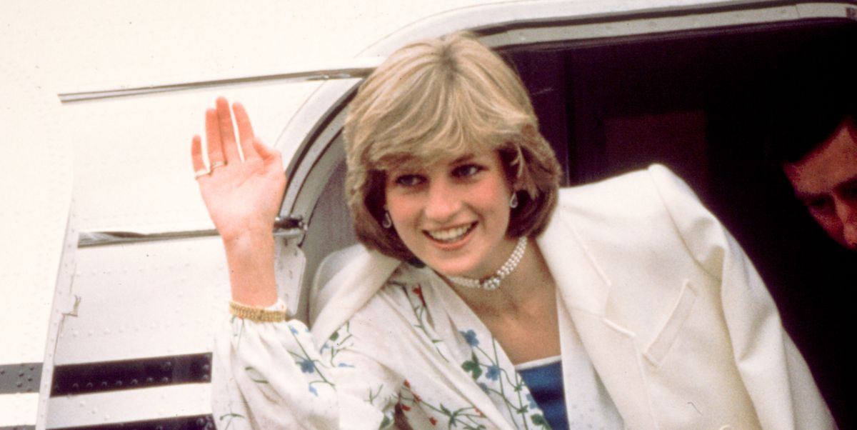 Unseen video shows Princess Diana in hysterics at Prince Charles
