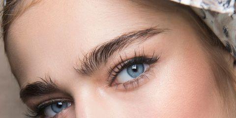 Lip, Cheek, Brown, Eye, Skin, Eyelash, Chin, Forehead, Eyebrow, Eye shadow,