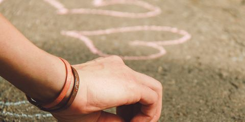 Finger, Hand, Sand, Thumb, Soil, Chalk, Gesture, Play,
