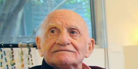 Elder, Grandparent, Smile,